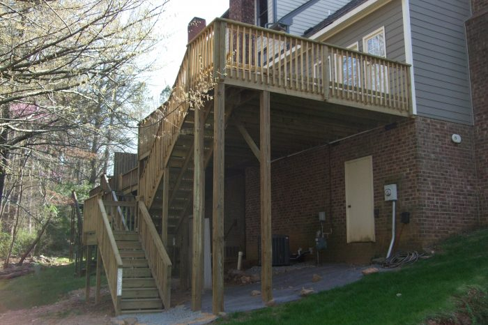 deck replacment